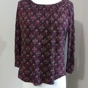 Lucky Brand Fall Top!